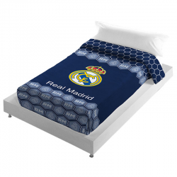 Real Madrid Bed Blanket.