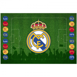 Tapis Real Madrid.