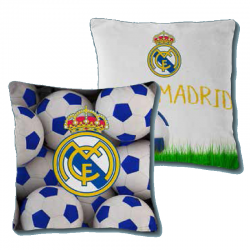 Real Madrid Cushion.