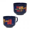 Tazón de plástico del F.C.Barcelona.