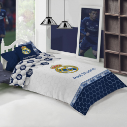 Real Madrid Duvet cover 105 cm.
