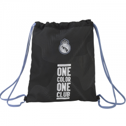 Bolsa gym del Real Madrid.