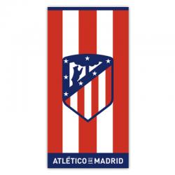 Toalla de playa del Atlético de Madrid.