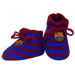 F.C.Barcelona Baby socks.