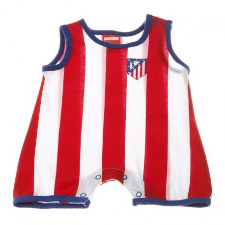 Atlético de Madrid Summer babygrow.