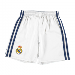 Real Madrid Home Shorts 2016-17.