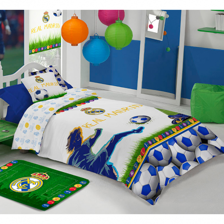 Real Madrid Duvet Cover 90 Cm