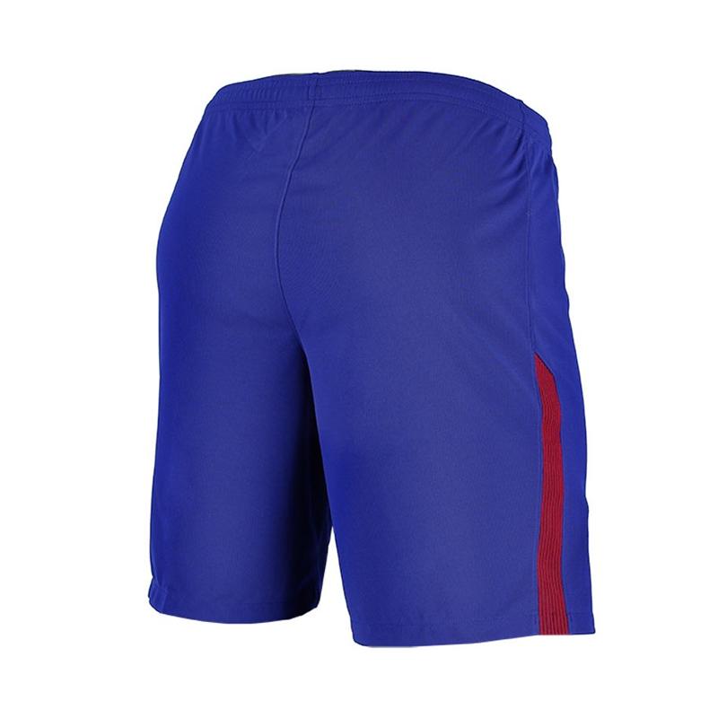 Pantalón corto niño 1ª equipación F.C.Barcelona 2017-18. bd1c3f3fe29