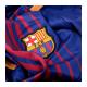 Minikit niños pequeños 1ª equipación F.C. Barcelona 2017-18.