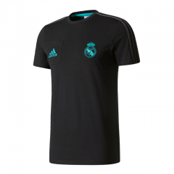 T-Shirt Real Madrid Entraînement 2017-18 junior.