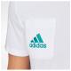 Camiseta de entrenamiento Real Madrid 2017-18.