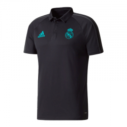 Polo de entrenamiento Real Madrid 2017-18.