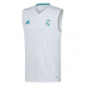 Real Madrid Adult Sleeveless Training shirt 2017-18.