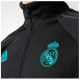 Real Madrid Training Presentation Adult Tracksuit 2017-18.