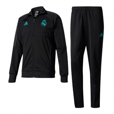 Real Madrid Training Presentation Kids Tracksuit 2017-18.