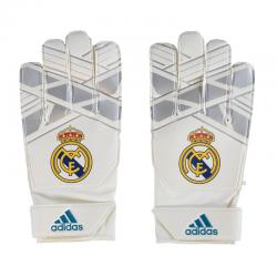 Guantes de portero del Real Madrid 2017-18.