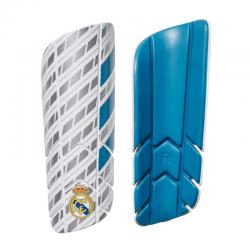 Espinillera con protección del Real Madrid 2017-18.