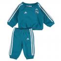 Survêtement Real Madrid 2017-18 bébé.