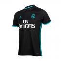 Camiseta oficial 2ª equipación Real Madrid 2017-18.