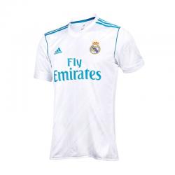 Camiseta oficial 1ª equipación Real Madrid 2017-18.