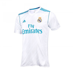 Real Madrid Home Shirt 2017-18.