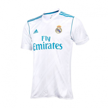 Maillot Real Madrid Domicile 2017-18.