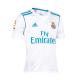 Conjunto niño 1ª equipación Real Madrid 2017-18.