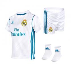 Kit Real Madrid Domicile 2017-18 bébé.