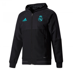Real Madrid Adult Training Presentation Jacket 2017-18.
