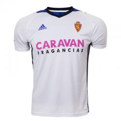 Maillot Real Zaragoza Domicile 2017-18.