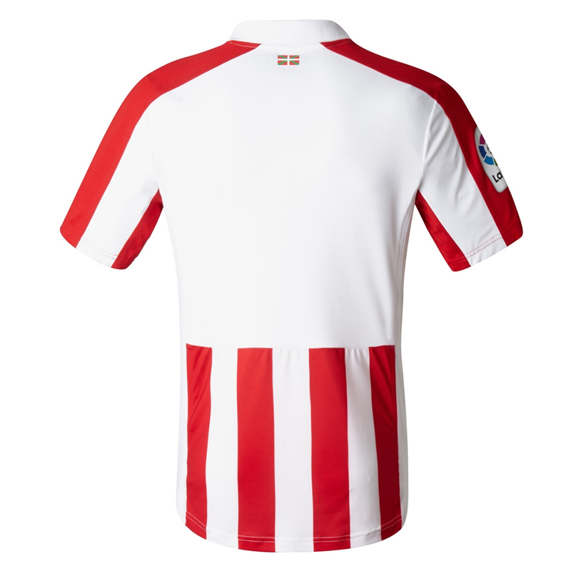 c064323318b1a Camiseta oficial niño 1ª equipación Athletic de Bilbao 2017-18.