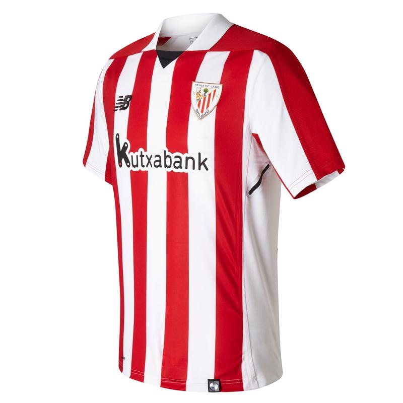 Camiseta oficial niño 1ª equipación Athletic de Bilbao 2017-18. b82c5e17ad274