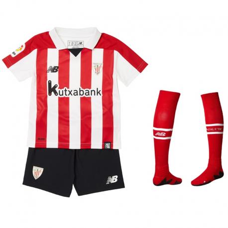 Kit Athletic de Bilbao domicile 2017-18 enfant.