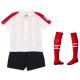 Athletic de Bilbao Little Boys Home Kit 2017-18.
