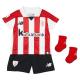 Kit Athletic de Bilbao domicile 2017-18 bébé.