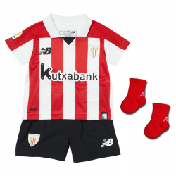 Athletic de Bilbao Infants Home Kit 2017-18.