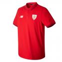 Polo de paseo Athletic de Bilbao 2017-18.