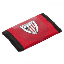 Cartera billetero del Athletic de Bilbao 2017-18.