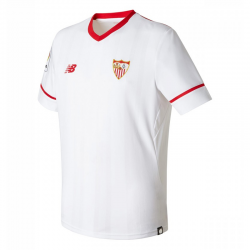 Sevilla F.C. Home Shirt 2017-18.