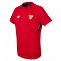 Camiseta de entrenamiento adulto Sevilla F.C. 2017-18.