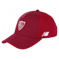 Casquette Sevilla F.C. 2017-18.