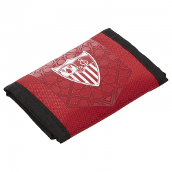 Cartera billetero del Sevilla F.C. 2017-18.