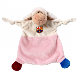 Doudou moutons F.C.Barcelona.