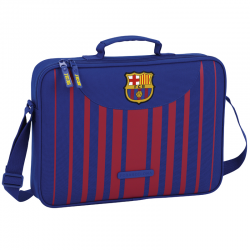 F.C. Barcelona Briefcase School.