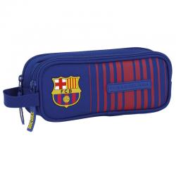 Portatodo doble del F.C.Barcelona.