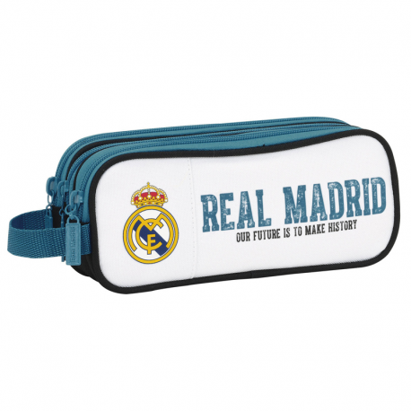 Real Madrid triple Pencil Case.