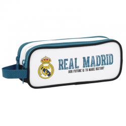Trousse 2 compartiments Real Madrid.
