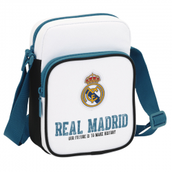 Real Madrid Mini Shoulder Bag.