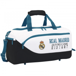 Real Madrid Sport bag.