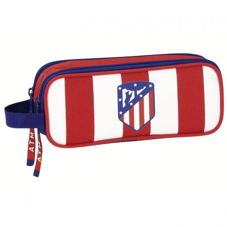 Trousse 2 compartiments Atlético de Madrid.